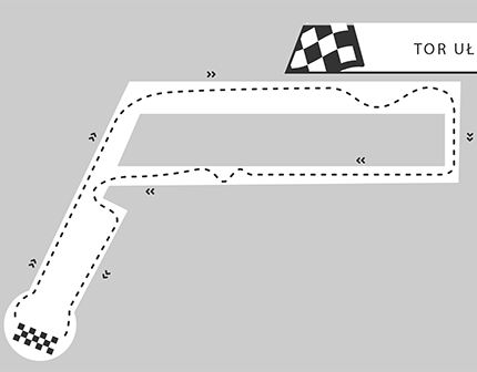 Wizyta na torze wyścigowym